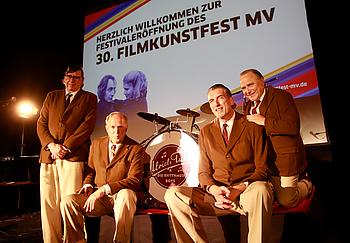 Ulrich Tukur und seine Rhythmus Boys
