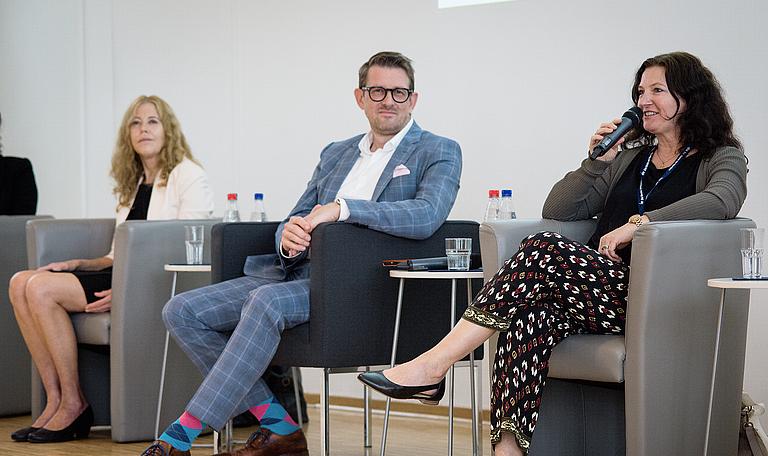 Birgit heidsiek, Martin Turowski, Claudia Overath © Tina Eichner / FILMLAND MV