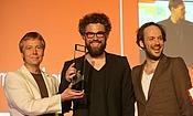 Verleihung des Hauptpreis 2011 DER FLIEGENDE OCHSE